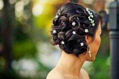 My Style Me Pretty Inspired Updo with Crystals and Pearls