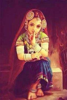 Cute Radhika