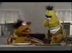 Sesame Street - Bert and Ernie Cake - YouTube