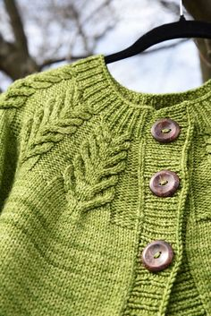 Ravelry: Project Gallery for Antler Cardigan pattern by tincanknits