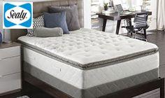 Win a Sealy Grandeur luxury queen bed