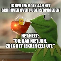 Dutch Quotes, Funny Quotes, Lol, Humor, Kids, Karma, Funny Phrases, Young Children, Boys