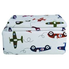 Shop for Planes and Cars Printed Flannel Sheet Set. Get free shipping at Overstock.com - Your Online Sheets
