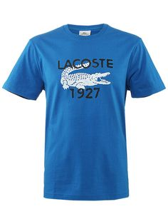 Lacoste Men's Spring Graphic T-Shirt $34