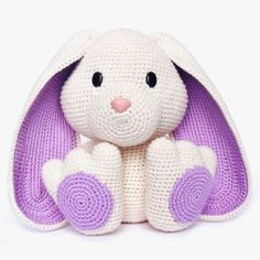 Bunny amigurumi pattern by RoKiKi