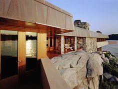 frank lloyd wright modern house.. Idyllic!!!!