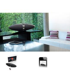 Wireless music with AirPlay