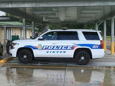 Vinton Police Department Chevy Tahoe (Louisiana)