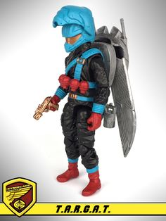 T.A.R.G.A.T. :: G.I. Joe Cobra Custom