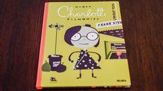 """""""Młoda Charlotte filmowiec"""" to książka wydana w Polsce przez wydawnictwo Kocur Bury (fot. Ewelina Zielińska)"""