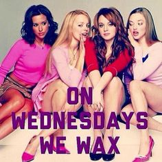 On Wednesdays we wax! Brazilian wax Specialist in the house!  Sassy Southern Boutique and Spa