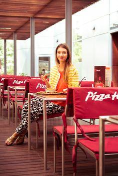 Descopera gustul unei combinatii surprinzatoare #PizzaSun