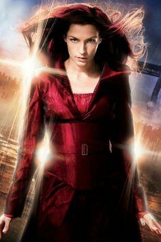 Famke Janssen as Jean Grey/Phoenix in X-Men: The Last Stand