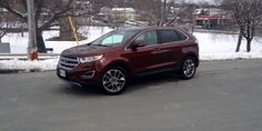 Life   @Car_Driven: Test Drive: 2016 Ford Edge 3.5 Titanium Awd: By Kevin Harrison Wait, hasn't there already been two… #Life_Car_Driven_