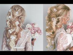 Beautiful Wedding Hair Transformations by Ulyana Aster - YouTube