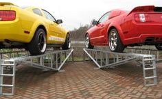 Best Car Display Images On Pinterest Cars Car Ramp And - Car show ramps