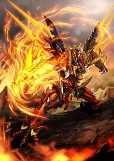 Rose Dragon by pamansazz on DeviantArt Fantasy Dragon, Fantasy Warrior, Fantasy Creatures, Mythical Creatures, Character Art, Character Design, Dragon Armor, Fire Dragon, Fantasy Monster