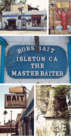 Where to go in the California Delta