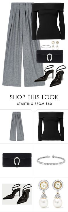 """""""Unbenannt #2470"""" by luckylynn-cdii ❤ liked on Polyvore featuring Stella Jean, Michael Kors, Gucci and Amrapali"""
