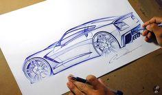 Sharpie Art by Pinstripe Chris - Sketchbook