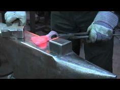 Jim Austin's Bearded Viking Axe. - YouTube. Can bye DVD describing entire process