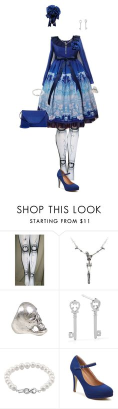 """""""I Have Heard of Her Death-Place"""" by sakuuya ❤ liked on Polyvore featuring Gathering Eye, Alex and Ani, Jewel Exclusive, Journee Collection and Valextra"""
