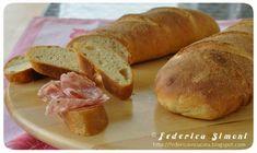 La cucina di Federica: Filoncini di pane
