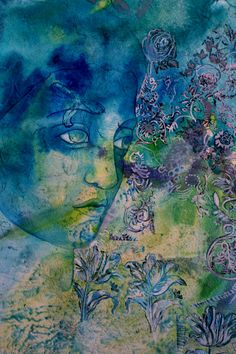Jeanette McCulloch Faces, Artists, Group, Inspiration, Painting, Biblical Inspiration, Painting Art, The Face, Paintings