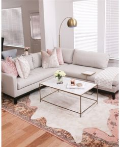 Blushing hues and bronzed edges, opt for swoon-worthy shades for your couch hangs style a la Pin by Samantha Jarvis on dream home in 2019 Where To Buy Plastic Carpet Runners With a super plush gray/white carpet home decor living room Home Living Room, Apartment Living, Interior Design Living Room, Living Room Designs, Living Room Decor, Dining Room, Bedroom Decor, Living Room Inspiration, Home Decor Inspiration