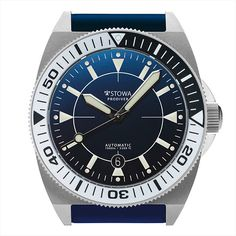 Stowa Prodiver Blue Limited; Their Ultimate Diver. Click to read on @watchisthis