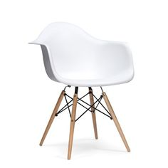 chaise dsw charles eames style - polypropylène matt - lot de 4 pas ... - Chaise Dsw Charles Eames