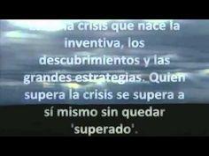 Vídeos Alegres: Los Beneficios de la crisis por Albert Einstein en RisaSocial - http://alegrar.me/videos-alegres-los-beneficios-de-la-crisis-por-albert-einstein-en-risasocial/