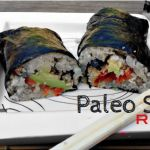 Paleo sushi we can make at home? Yes, please! #DIY #Sushi #Paleo #recipe