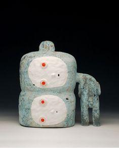 lustik The trees know your love – Taehoon Kim. Sculptures Céramiques, Sculpture Art, Ceramic Clay, Ceramic Pottery, Kintsugi, Cerámica Ideas, Clay Figures, Contemporary Ceramics, Art Object