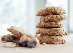 Canadian Cookies - traybakes & more