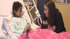 """Coming to a hospital as a child can be scary, but one growing job field is helping quell those fears. At Edinburg Children's Hospital the go to girl is Brielle Swerdlin.  """"A child life specialist is the person in the hospital that who works with the fears and anxiety for the children,"""" said Brielle Swerdlin, Child Life Specialist."""