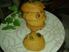 Μπισκότα κέρασμα της Μαμάς | Roulas Mera Pancakes, Muffin, Sweets, Cookies, Breakfast, Recipes, Food, Crack Crackers, Morning Coffee
