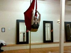 french kiss fitness - aerial hammock