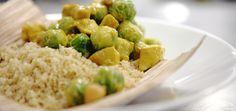 Smakelijk sportief: kip met cashewnoten - voor alle sporters van nederland