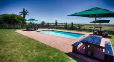 Situated in Jeffreys Bay, 5 km from Jeffreys Bay Surf School and 6 km from Kabeljous River Mouth, Mentors Country Estate features accommodation with free. River Mouth, Country Estate, Bed And Breakfast, South Africa, Surfing, Outdoor Decor, Home, Breakfast In Bed, House