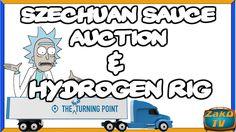 Project Portal Toyota fuel cell Truck, Szechuan Sauce eBay auction, 420 ...