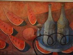 Rufino Tamayo   Still Life, 1954