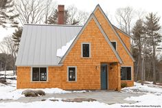 """Roof Featured on """"This Old House"""" - Metal Roofing, Walls and Ceilings from ATAS International Inc."""