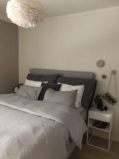 My new bedroom, EOS Vita, IKEA, morning bliss, Soft Skin Jotun Skin So Soft, Eos, Bliss, Ikea, Bedroom, Furniture, Design, Home Decor, Decoration Home