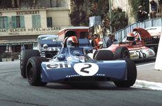 1973 Monaco-Cevert