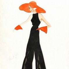 3) Victor Stiebel (1907-76), fashion design, London, 1934-5. Museum no. E.1074-1983