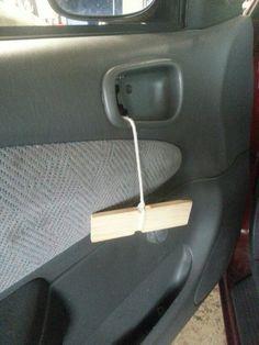 Door handle?