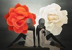 Artist: Mou Lu (Scent of a Woman). HQ image: http://www.facebook.com/media/set/?set=a.574718779223922.143087.518805924815208