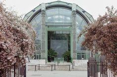 #botanical garden paris