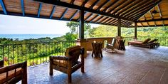 A view like this is truly priceless (Mareas Villas - Costa Rica http://www.mareasvillas.com/)